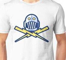 Killer Robot Crossbolts Unisex T-Shirt