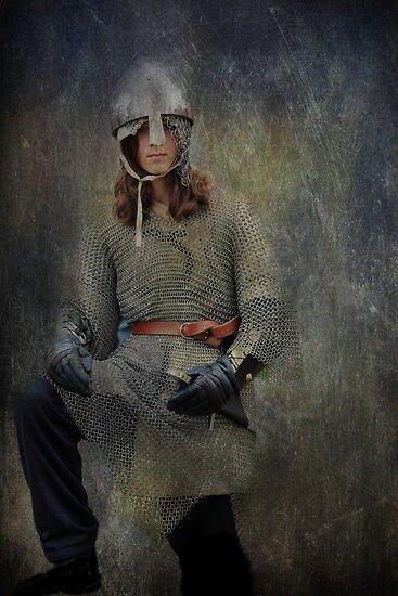 Silver Knight by Wendi Donaldson