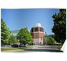 The Ryan Center- University of Rhode Island Poster