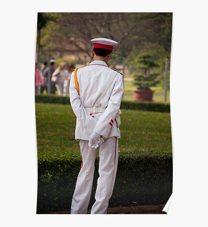 Ho Chi Minh Guard Poster
