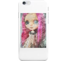 Pink Blythe iPhone Case/Skin