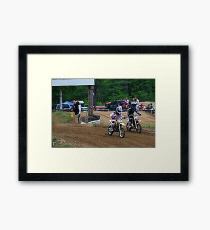 Skowhegan 5/29/11 #47 Framed Print