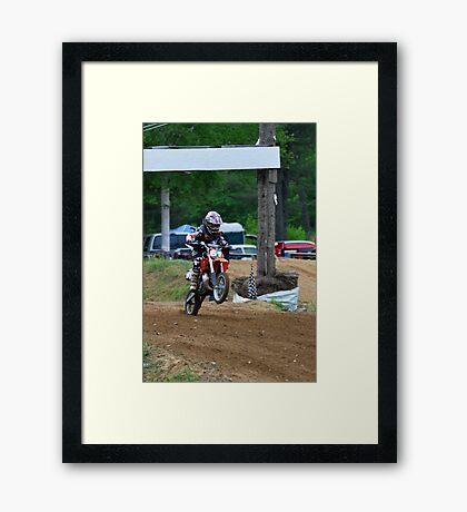Skowhegan 5/29/11 #48 Framed Print