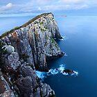 Cape Hauy Dusk, Tasman Peninsula, Australia by Michael Boniwell