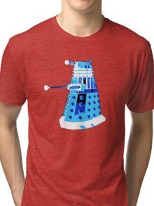 DALEK FROM DOCTOR WHO Tri-blend T-Shirt