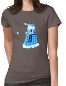 DALEK FROM DOCTOR WHO Womens Fitted T-Shirt