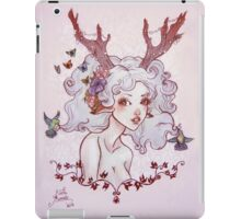 Spirit of the forest. iPad Case/Skin