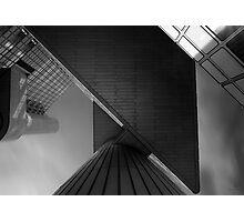 urban geometry Photographic Print