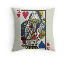 Who's in charge? Throw Pillow