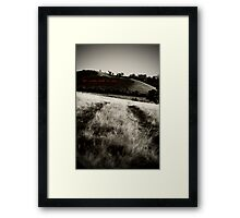 All roads lead to you... Framed Print