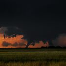 The Campo Colorado Tornado of 2010 by MattGranz