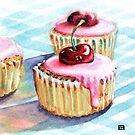 Cakey Buns by Frances McGarry