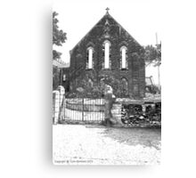 St Patricks Church Canvas Print