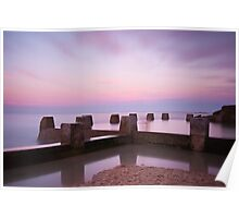 Coogee Sunset Poster