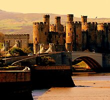 """""""THE CASTLE AT CONWAY"""" by snapitnc"""