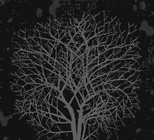 Vintage tree by Alexzel