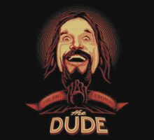 The Dude The big Lebowski One Piece - Long Sleeve