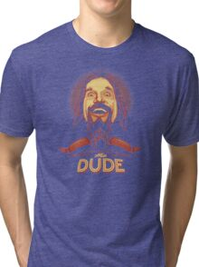 The Dude The big Lebowski Tri-blend T-Shirt