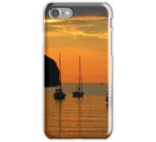 Sunset Over Port de Soller............................Majorca iPhone Case/Skin
