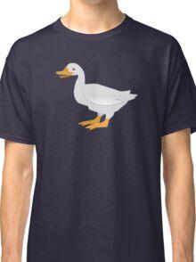white duck / goose Classic T-Shirt
