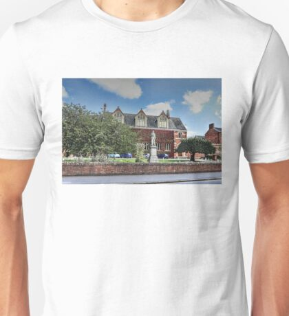 Library at Rugby school Unisex T-Shirt