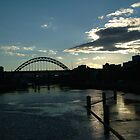 TYNE BRIDGE by LAWSON TAYLOR