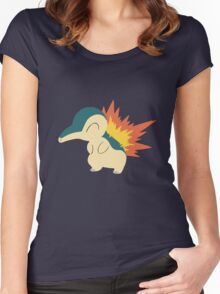 Fire it up! Women's Fitted Scoop T-Shirt