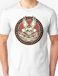 Brush With Death Shirt Unisex T-Shirt