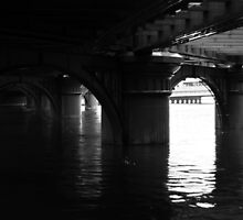 Water under the bridge ... by Ell-on-Wheels
