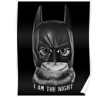 I AM THE NIGHT. Poster