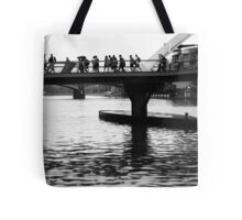 Follow the leader ... Tote Bag