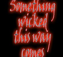 MACBETH, Something Wicked, Shakespeare, Play, Theater, Play, Second Witch by TOM HILL - Designer