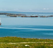 Islay: Port Ellen - Kilnaughton Bay by Kasia-D