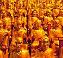 temple in china by milena boeva