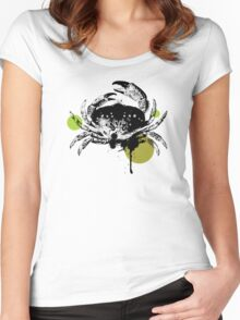 Mr. Crab Women's Fitted Scoop T-Shirt