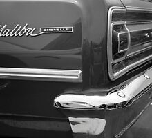 Chevy Malbu Chevelle by AnalogSoulPhoto