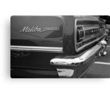 Chevy Malbu Chevelle Canvas Print
