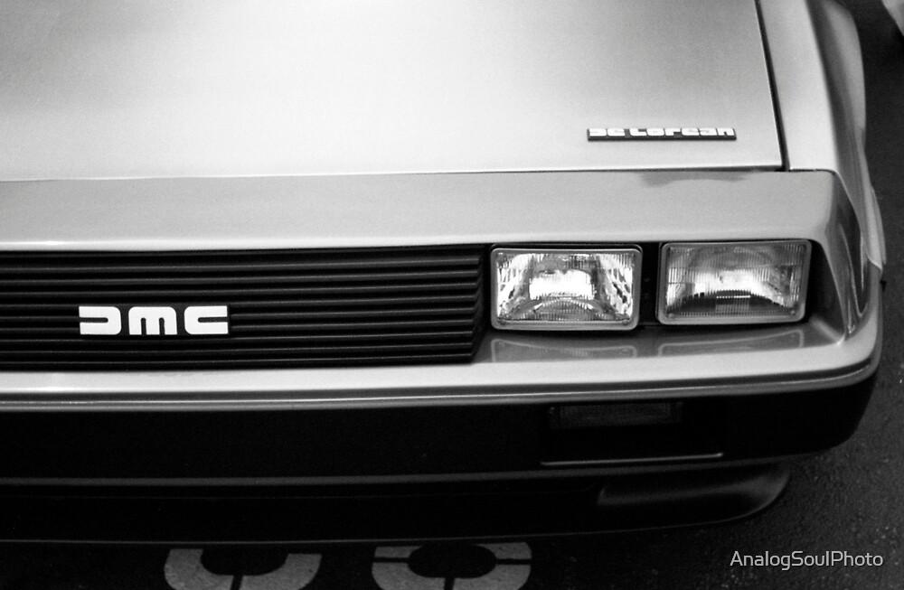 DeLorean DMC-12 by AnalogSoulPhoto