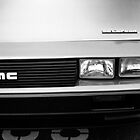 DeLorean DMC-12 by AnalogSoulPhoto