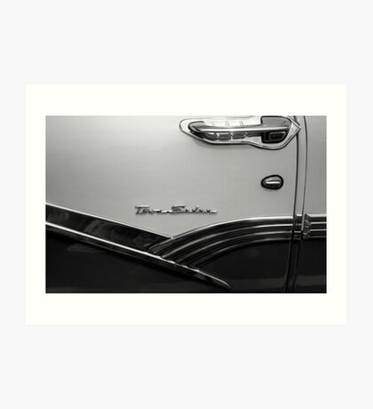 1956 Ford Fairlane Art Print