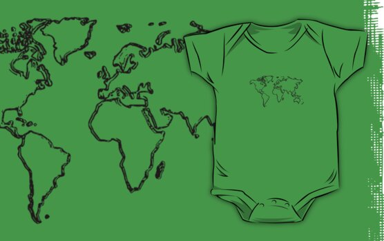 World Outline by Ninjustic