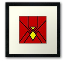 New Spider-Woman Framed Print