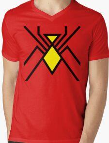 New Jess Mens V-Neck T-Shirt