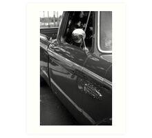 1966 Ford Pickup Art Print