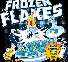 Frozen Flakes by morlock