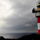 Punta de Teno lighthouse, Teno, Tenerife by MWhitham