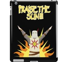 Praise the Sun iPad Case/Skin