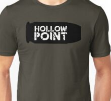 hollow point Unisex T-Shirt