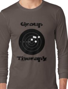 group therapy shirt Long Sleeve T-Shirt