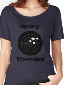 group therapy shirt Women's Relaxed Fit T-Shirt